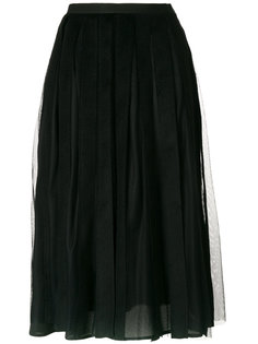 плиссированная юбка Antonio Marras