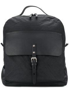 рюкзак с вощеной отделкой Ian Ally Capellino