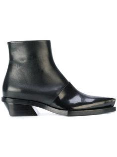 структурированные ботинки Proenza Schouler