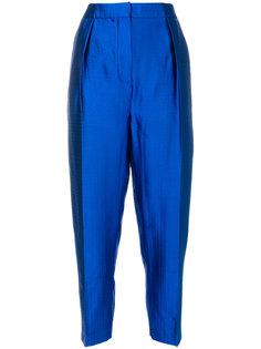 брюки с высокой талией Roksanda