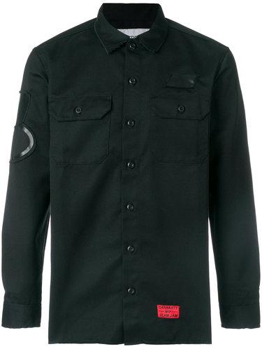 приталенная рубашка на пуговицах Carhartt