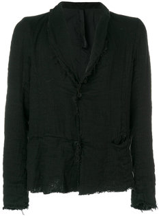 пиджак с потертой отделкой Poème Bohémien