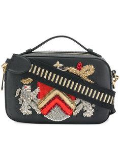 декорированная сумка Crest Alberta Ferretti
