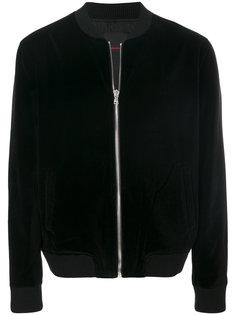 куртка-бомбер  с вышивкой орла Intoxicated