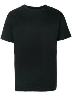 футболка с вышивкой логотипа Intoxicated