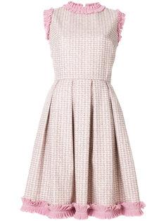 платье из блестящей органзы  Daizy Shely