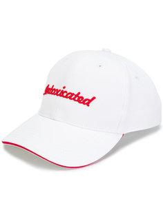 кепка с вышитым логотипом Intoxicated