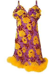 платье с цветочным узором  Daizy Shely