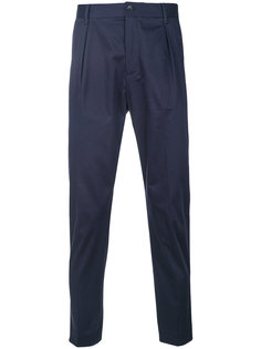 брюки прямого кроя Calvin Klein