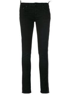 джинсы с лампасами Off-White