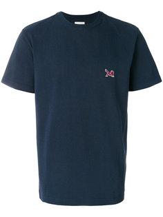 футболка с аппликацией Calvin Klein Jeans