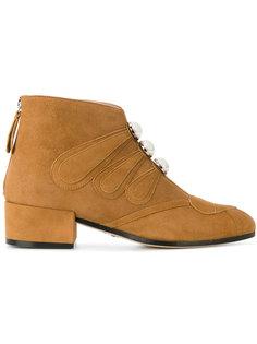 ботинки Victoire Paula Cademartori