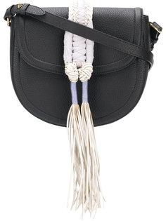 сумка на плечо с кисточками Altuzarra