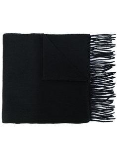 шарф с бахромой Carhartt