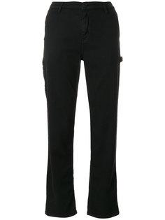 прямые брюки  Carhartt