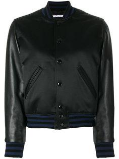куртка-бомбер с логотипом  Givenchy