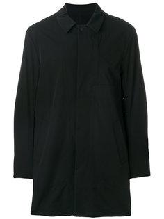 однобортное пальто Calvin Klein