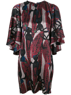 платье с принтом русалок LAutre Chose
