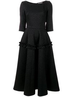 пышное платье с оборкой Piccione.Piccione