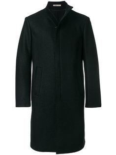 удлиненное классическое пальто  Armani Collezioni
