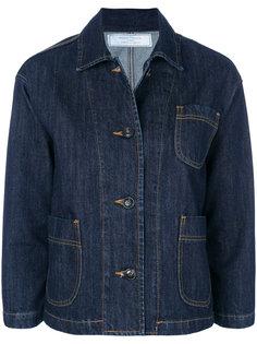 джинсовая куртка Société Anonyme