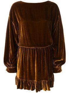 платье с вырезом-лодочкой  Ulla Johnson