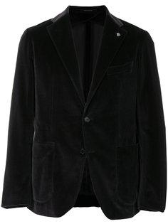 пиджак в стиле casual Tagliatore