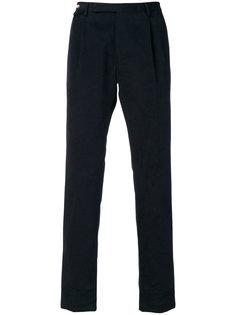 классические брюки прямого кроя Tagliatore