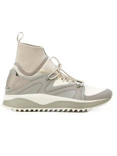 кроссовки на шнуровке с носком Puma