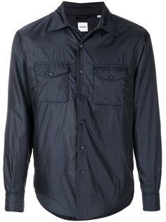 парашютная рубашка с карманами Aspesi
