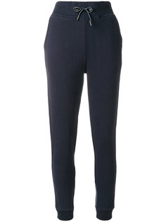 спортивные брюки скинни в полоску  Tommy Hilfiger