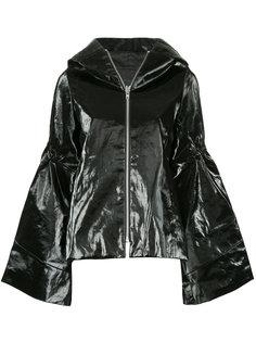 короткая куртка с рукавами клеш  Micol Ragni