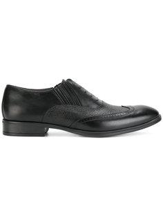 туфли со шнуровкой Pollini