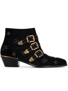 декорированный ботинки Susanna Chloé