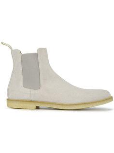 классические ботинки Челси Common Projects