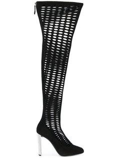 высокие сапоги Violet Giuseppe Zanotti Design