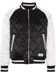 двусторонняя куртка с вышивкой Wacko Maria