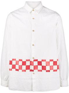 футболка Longrider Checkerboard Visvim