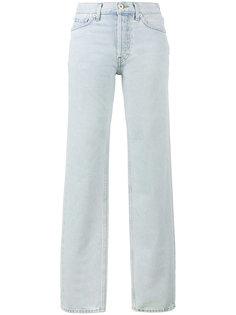 прямые джинсы с классической талией  Yeezy