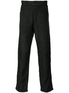 фактурные широкие брюки Hannes Roether