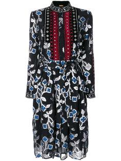 платье с цветочным принтом Dodo Bar Or