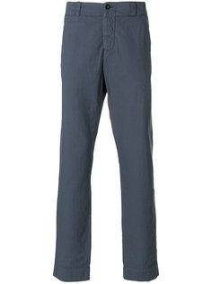 брюки прямого кроя Hannes Roether