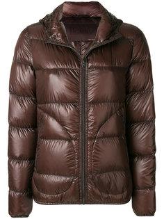 куртка-пуховик с капюшоном Herno