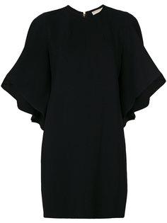 платье-шифт с драпированными рукавами LAutre Chose