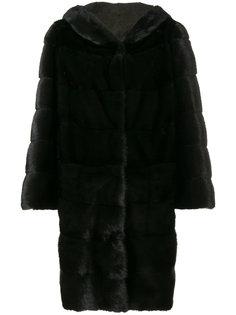 классическое объемное пальто Arma