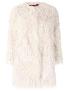 пальто из искусственного меха Zadig & Voltaire