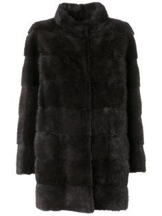 классическое приталенное пальто Arma