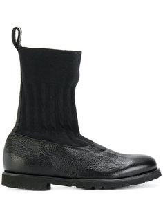 ботинки с носком Rocco P.