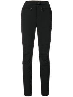 прямые брюки с завышенной талией  Moncler Grenoble