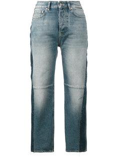 джинсы с завышенной талией Happy Golden Goose Deluxe Brand
